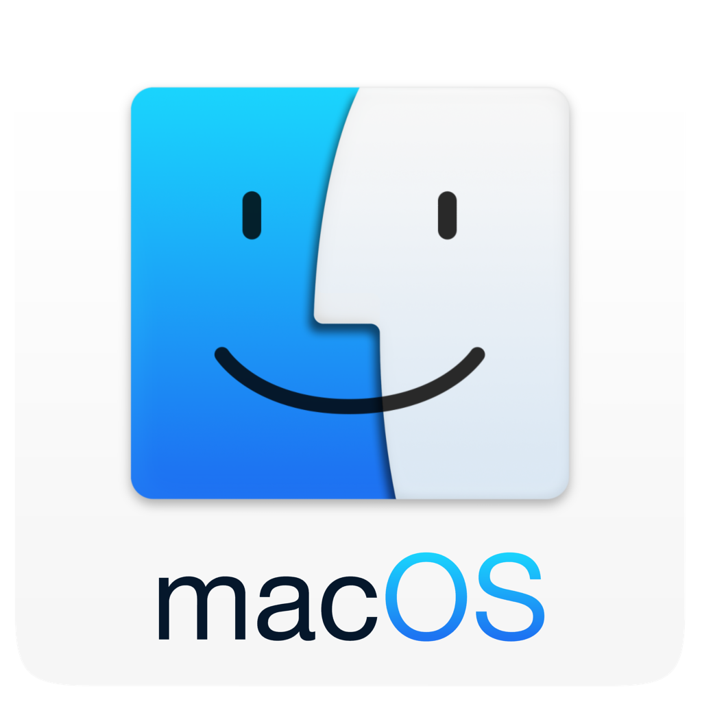 Mac OS 10.10 Finder Logo